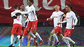 In jeder Hinsicht erstklassig: Die Fußball-Bundesliga.