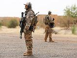 Gefährlichste Bundeswehrmission: 1000 Soldaten ziehen in den Kampf nach Mali
