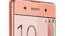 Großangriff in Barcelona: Stiehlt Sony dem Galaxy S8 die Show?