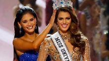 """24-Jährige aus Lille: Französin zur """"Miss Universe"""" gekrönt"""