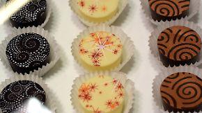 Süßwarenmesse in Köln: Hersteller präsentieren schokoladige Sünden