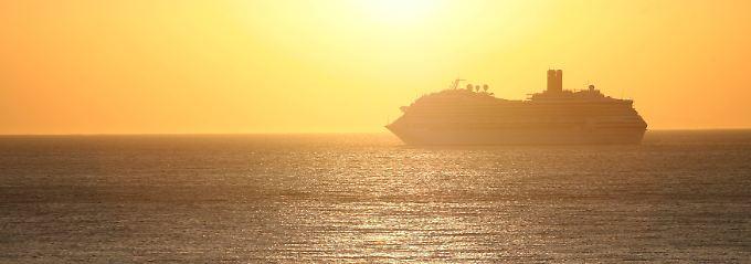 Schöne Vorstellung: für 4000 Euro weniger auf Seereise.