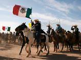 """Verbitterung über Trump-Politik: Mexikaner schlägt """"Krieg"""" gegen USA vor"""