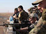 Die SDF sind kurdisch dominiert, haben aber auch arabische Einheiten.