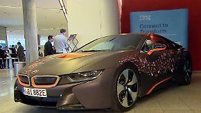 Selbstdenkend, selbstfahrend: Autonome Fahrzeuge sollen in etwa drei Jahren serienreif sein