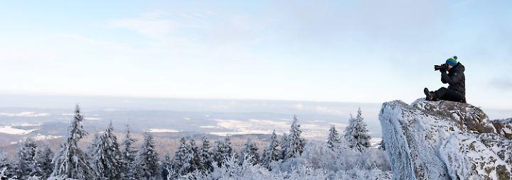 Pistenzauber in Schnee und Eis: Winterspaß in Deutschland