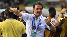Der Portugiese Paulo Duarte ist zum zweiten Mal National-Trainer in Burkina Faso.