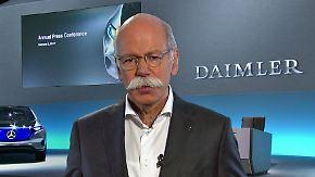 Deutsche Autobauer in Sorge: Trumps angedrohte Abschottungspolitik birgt Gefahren