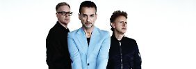 """Where's The Revolution?"": Depeche Mode melden sich zurück"