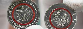 """""""Tropische Zone"""" ist da: Neue Fünf-Euro-Münze ab heute zu haben"""