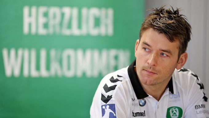 Christian Prokop übernimmt das DHB-Team ab dem 1. Juli offiziell, wird aber vorher schon in der EM-Qualifikation an der Seitenlinie stehen.