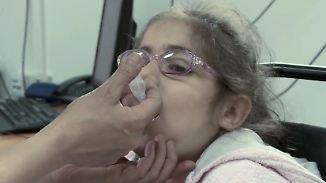 Gegen den Schmerz: Kinder und Jugendliche bekommen in Israel Cannabis