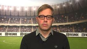 """Philipp Köster analysiert den 19. Spieltag: """"Wer glaubt, so Fußballkultur verteidigen zu wollen, liegt schief"""""""