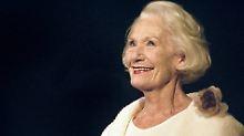 Inge Keller stand bis ins hohe Alter hinein auf der Bühne.