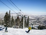 """The greatest snow on earth"": Park City ist ein Skigebiet der Superlative"
