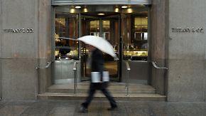 Trump-Tower und sinkende Umsätze: Edeljuwelier Tiffany hat ein Luxusproblem