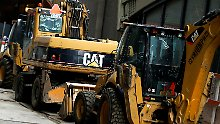 Caterpillar hat Probleme mit den US-Ermittlern.