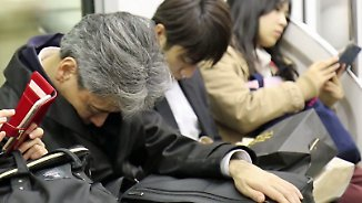 Japans Problem: Karoshi: Wenn Überstunden in den Selbstmord führen