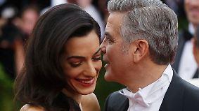 Promi-News des Tages: Clooneys Mutter enthüllt Geschlecht der Zwillinge