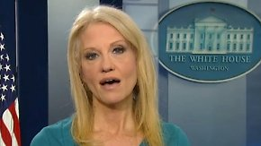 Weitere Probleme für Trump: US-Ethikkommission wirft Conway Amtsmissbrauch vor