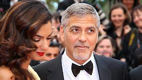 Zwillinge im Sommer: Amal und George Clooney werden Eltern
