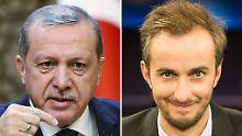 Erdogan vs. Böhmermann: Die Majestätsbeleidigung ist abgeschafft