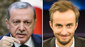 """Erfolg für Erdogan: Teile von Böhmermanns """"Schmähkritik"""" bleiben verboten"""