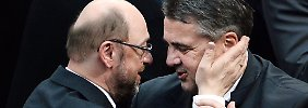 Mit Schulz als Kanzlerkandidat: Nicht-Wähler bescheren SPD das Hoch