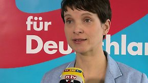 """AfD-Chefin Petry zu Ausschlussverfahren: Höcke """"hat Maß des demokratisch Erträglichen überschritten"""""""
