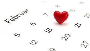 Geschenkt wird trotzdem: Valentinstag hat für wenige Deutsche eine Bedeutung