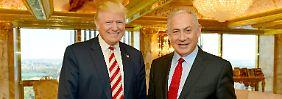 Netanjahu beim Vereinfacher: Was bringt Trump dem Nahen Osten?