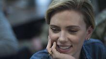 """""""Monogamie ist unnatürlich"""": Scarlett Johansson fährt gern mehrgleisig"""