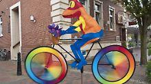 Neue Lichtspiele am Fahrrad: Nicht jeder Spaß am Rad ist erlaubt