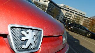 Sorge bei den Mitarbeitern: Opel steht offenbar vor Verkauf an Peugeot