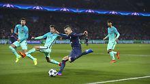 """""""Traum"""" und """"Erniedrigung"""": Draxler begeistert, Barcelona """"stirbt"""""""
