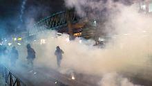 Heftige Ausschreitungen in Paris: Protest gegen Polizeigewalt gerät außer Kontrolle