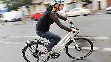 Fahrrad mit Elektroantrieb