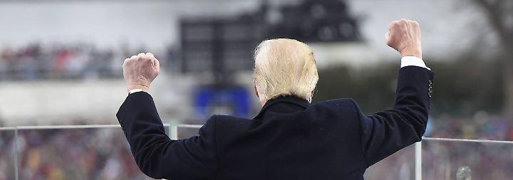 Trump und die zersetzte Norm: So schnell können Demokratien scheitern