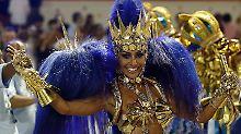 Karnevalkrise in Brasilien: Rio muss 50 Straßenzüge absagen