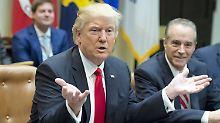 US-Präsident in der Krise: Bei Trump rollen die Köpfe