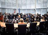 Kaum Aufklärung im NSA-Gremium: Merkel enttäuscht die Opposition