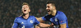 Klarer Sieg in Saloniki: FC Schalke stürmt Richtung EL-Achtelfinale