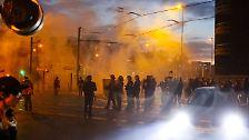 Protest gegen Polizeigewalt: Im Pariser Vorort bebt die Wut