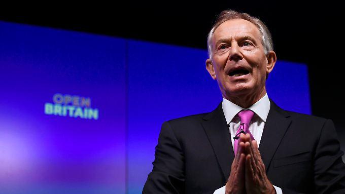 Tony Blair hatte bereits ein zweites Brexit-Referendum vorgschlagen.