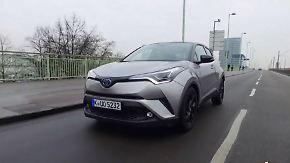 Alles, nur nicht langweilig: Toyota und Lexus greifen Platzhirsche an