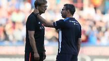 Ziemlich beste Freunde und bald Konkurrenten in der Premier League?
