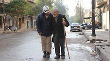 Doku über syrische Zivilhelfer: Weißhelme erhalten Visa für Oscarverleihung