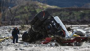 Schwere Unwetter in Süd-Kalifornien: Heftiger Regen und Windböen von bis zu 120 km/h richten Chaos an