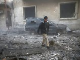 """Beendet Trump den Bürgerkrieg?: """"Gott schütze das syrische Volk"""""""