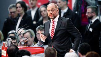 Längerer Bezug von ALG I: Schulz will offenbar Agenda 2010 korrigieren